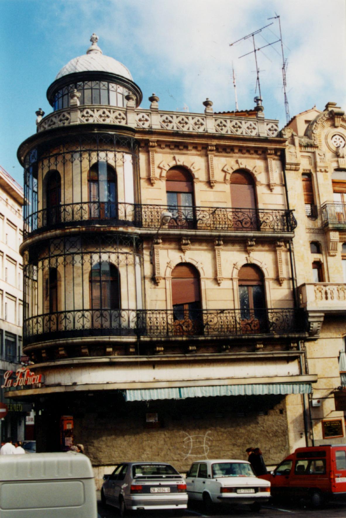 Ayuntamiento de salamanca patronato de vivienda for Oficinas la caixa salamanca